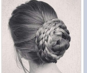 braids and hairstyle image