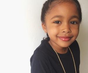 black girl, kid, and little girl image