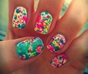 colours, nail art, and colores ​ image