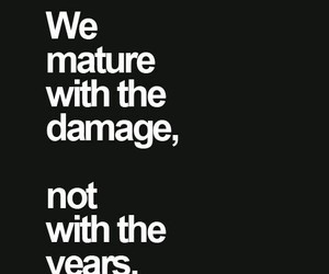 quotes, damage, and mature image