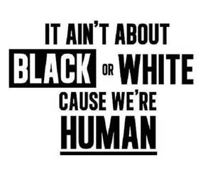 black, human, and white image