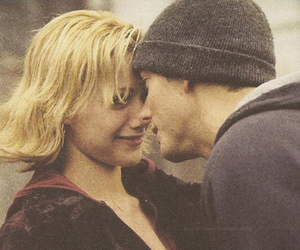 eminem, brittany murphy, and couple image
