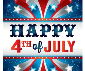 4th of july, fourth of july, and independence day image