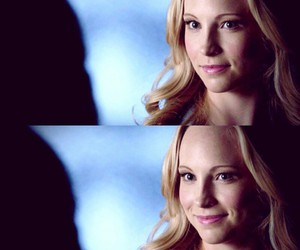 beautiful, blonde, and the vampire diaries image
