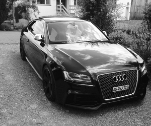 audi, car, and passion image