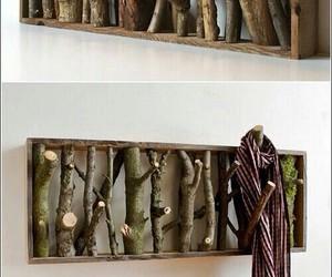 diy, wood, and home image