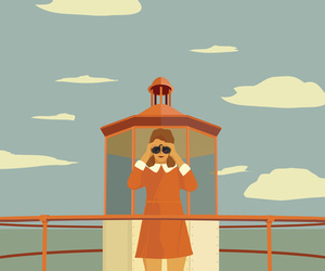 moonrise kingdom and moonrise kingdom art image