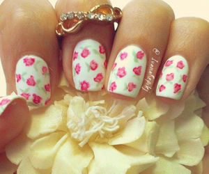 design, cute, and florals image