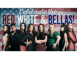 4th of july and pitch perfect image