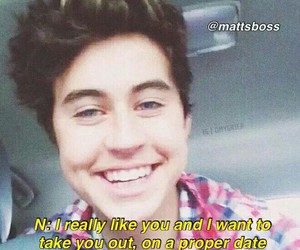 nash, grier, and magcon imagine image