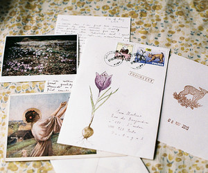 letters, photography, and postcards image