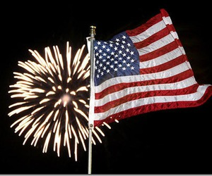 4th of july, happy, and independence image