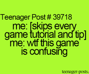 game and teenager post image