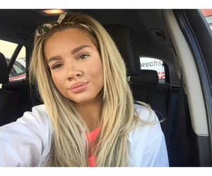 my queen, she's so perfect, and shirin david image