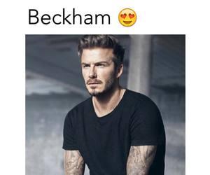 David Beckham, boy, and love image