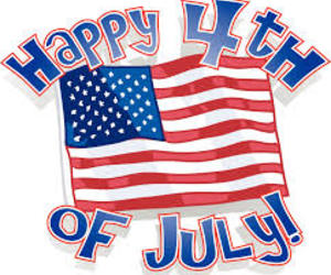 america and 4th july image