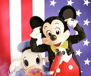 blue, mickey, and new image