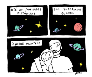 distancia and love image
