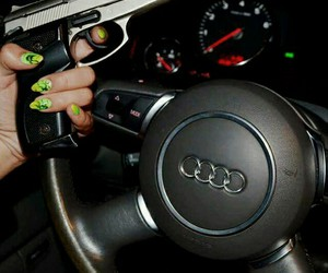 audi, bang, and lovely image