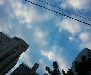 blue, sky, and cloud image
