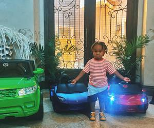 Lamborghini and tyga image