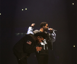 Drake, the weeknd, and the weekend image