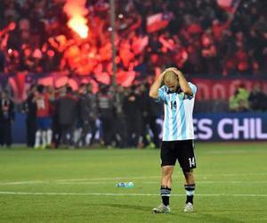 argentina, te amo, and mascherano image