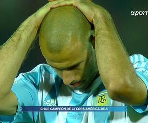 argentina, mascherano, and campeon image