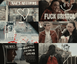 my mad fat diary, mmfd, and rae earl image