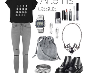 artemis, backpack, and grey image