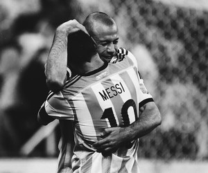 argentina, messi, and masche image