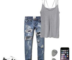 adidas, simple, and fashion image
