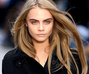 cara delevingne, model, and runway image