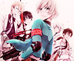 anime and aoharu x kikanjuu image