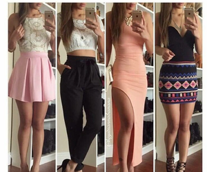 outfits, summer, and teen fashion image