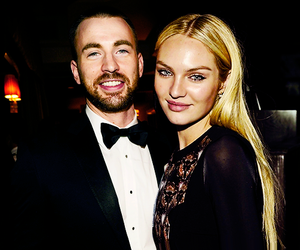 chris evans, model, and vs image