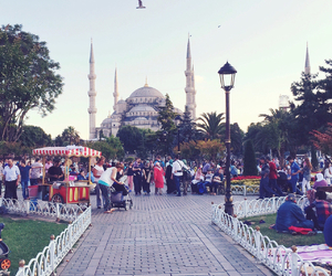 istanbul and sultan ahmet image