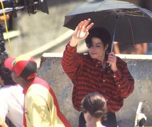 king, king of pop, and michael jackson image