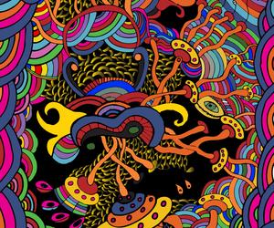 art, pen, and cores vivas image