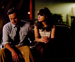 new girl, nick, and jess day image