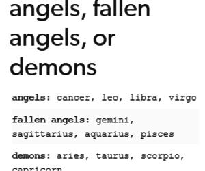 cancer, Leo, and taurus image
