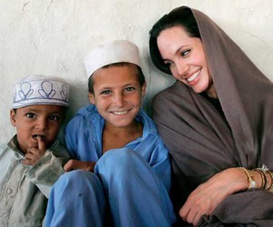 allah, humanitarian, and angelina image
