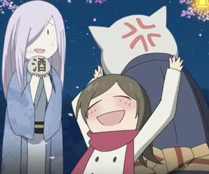 tomoe and kamisama hajimemashita image