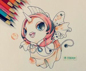 drawing and pokemon image
