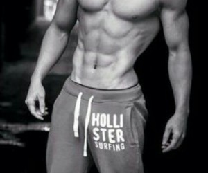 boy, hollister, and love image