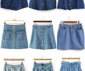 blue, fashion, and Hot image