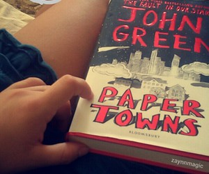 Paper, towns, and love image
