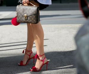 accessories, bag, and chic image