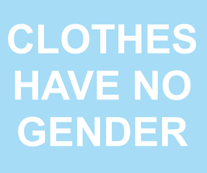 clothes, gender, and quotes image