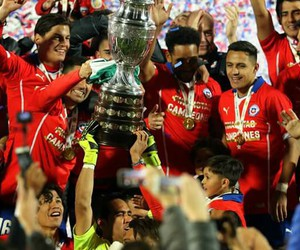 chile, champions, and winners image